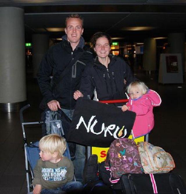 Afgang fra Amsterdam