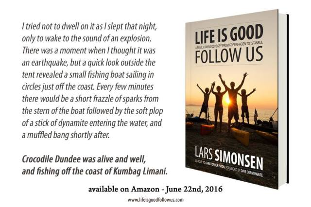 The BOOK - Life is GOOD follow us