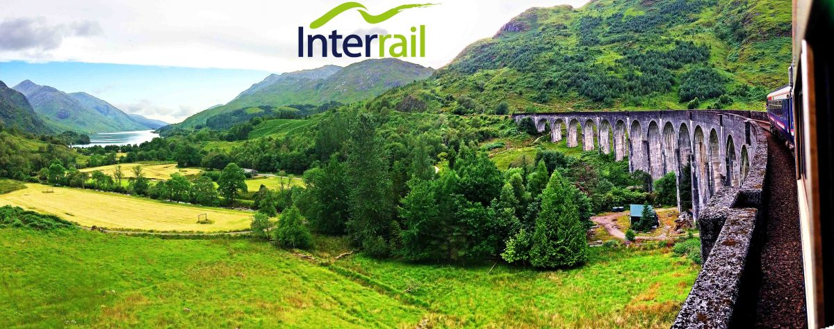 Interrail through Europe! (part 1)